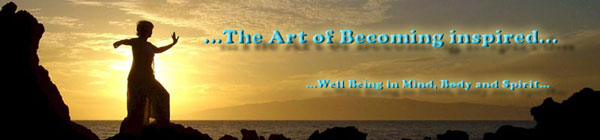 Go to Art of Becoming                                         Inspired